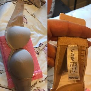 36c Nude strapless